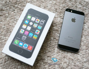 iPhone 5s 32 Gb -  Space gray 335 у.е.  б/у состояние 10/10