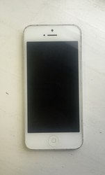 iPhone 5. 16 gb. White