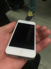 iPhone 5 - 16 gb - White