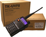 радиостанция Kenwood TK-UVF8 Dual Band новая