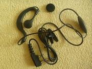 гарнитура, скрытая гарнитура, ларингофон для радиостанций kenwood