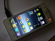 Продам белый Huawei Ascend G510 в отличном состоянии