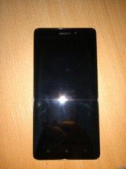 Lenovo A7000 black   (бампер)   СД карта 4ГБ