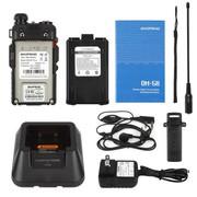 Рация цифровая Baofeng DM 5R PLUS Tier II,  Репитер,  антенна торг