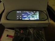 Зеркало видеорегистратор с gps навигатором.
