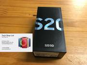 Samsung Galaxy Z Flip 5G,  Note 20 Ultra,  S20 +